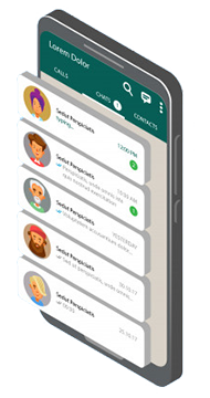 Um micro site dentro do WhatsApp!